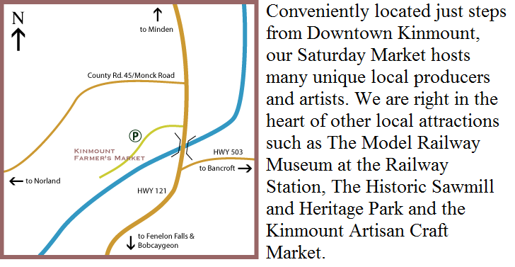 map and text